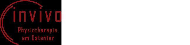invivo Physiotherapie Schwerte Logo